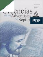 CREENCIAS DE LOS ADVENTISTAS DEL SEPTIMO DIA.pdf