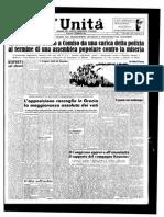 1a Unità 21 Febbraio 1956