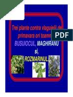Trei Plante