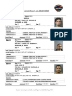 public arrest report for 24oct2014