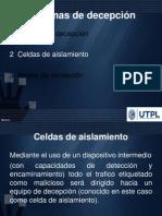 Presentacion 9.2 sistemas de decepcion - Seguridad de Redes.pptx