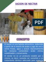 4. ELABORACION DE NECTAR.pptx