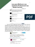10 Dicas para Melhorar seu Relacionamento Profissional nas Redes Sociais.doc