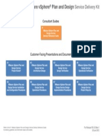 00 VSphere Plan and Design Service Delivery Kit Document Map