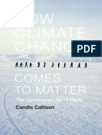 How Climate Change Comes to Matter by Candis Callison
