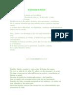 Oraciones de Salud.docx
