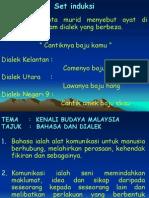 3-bahasadandialek