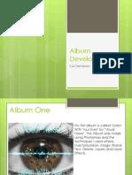 album powerpoint