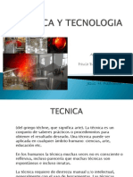tecnicaytecnologia.pptx