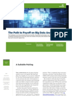 The Path to Payoff on Big Data Analytics_hb_final