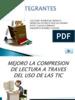 MEJORO LA COMPRESION DE LECTURA A TRAVES DEL (2).ppt