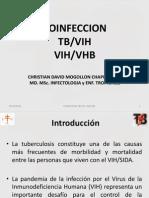 COINFECCION TB VIH VHB 2013.pptx