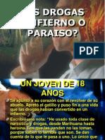 LAS DROGAS INFIERNO O PARAISO.pptx