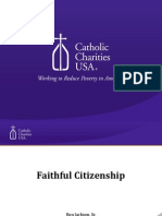 Faithful Citizenship Webinar Presentation - Ron Jackson