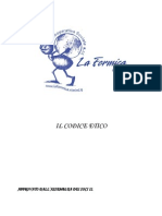 Il Codice Etico Formica