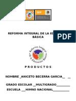 ANICETO BECERRA GARCÍA
