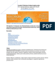 GEC 2014 Press Release in Lithuanian - New