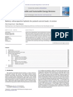 Battery–ultracapacitor hybrids for pulsed current loads A review.pdf