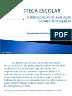 Biblioteca Escolar-modelo de Autoavaliacao[1]