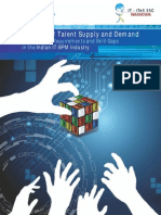 NASSCOM Talent Supply and Demand Analysis