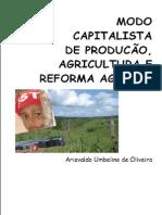Tx 08 - 185 pg - REFORMA AGRARIA NO BRASIL - livro ariovaldo.pdf