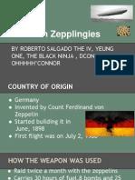 the german dumplings - zeppelins