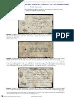 Banknotes 13 Apr 10