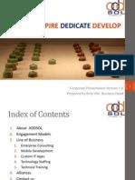 ADDSOL Corporate Profile Ver1.0