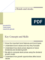 How to Value Bonds and Stocks