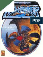 Spelljammer - Greyspace