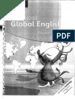 Global English Teacher book