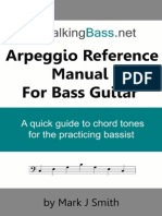 Arpeggio Reference Manual