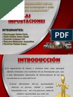 las importaciones.pptx