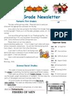 oct  24 2014 newsletter