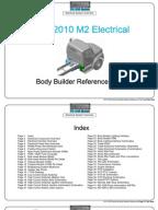M2 2007 Electrical Body Builder Manual Rev New