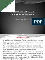 ATIVIDADE FÍSICA E DEFICIÊNCIA MENTAL.pptx