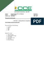Understanding Oil & Gas Business (MDSO 801) 1