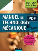 Manuel de technologie mécanique[WwW.VosBooks.NeT].pdf