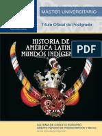 Mundos Indígenas 2014