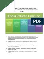 DOHMH Patient Timeline 10-24-14