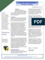 City Council Letter 20141024