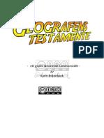 Geografens Testamente Sverige 141024