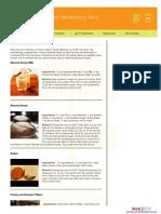 Honey Recipes (1)