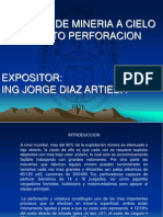 Perforación en open pit.ppt