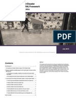 A Gender-Sensitive Post Disaster Needs Assessment (PDNA) Framework for Bosnia and Herzegovina - Andrea Raickovic