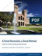A Great Recession, a Great Retreat