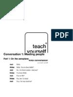 English dialogues