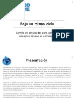 Cartilla de actividades para aprender conceptos básicos en astronomía.pdf