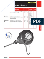 Watlow Resistance Temperature Sensors
