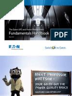 UPS Fundamentals Handbook